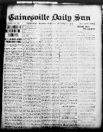 Gainesville daily sun