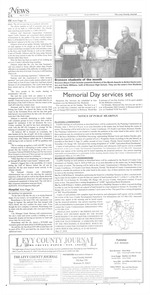 Levy County journal