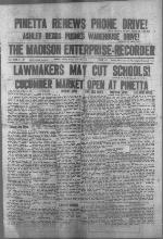 The Madison enterprise-recorder