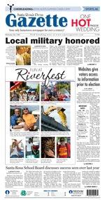 The Santa Rosa press gazette