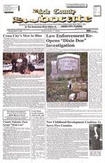 Dixie County advocate
