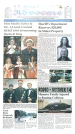 Dixie County advocate