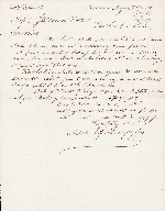 Letter from Adot Spalding & Co. to J. B. Brown & Sons, 30 August 1867