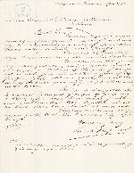 Letter from Vanderkieft LaPuerta & Co. to Churchill, Browns & Manson Co., 15 April 1868