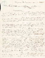 Letter from Vanderkieft LaPuerta & Co. to Churchill, Browns & Manson Co., 22 April 1868