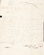 Letter from Laureano Pequeno & Co. to Churchill, Browns & Manson Co., 22 May 1868