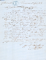 Letter from D. Ruiz Toledo to Churchill, Browns & Manson Co., 16 July 1868