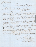 Letter from D. Ruiz Toledo to Churchill, Browns & Manson Co., 6 August 1868