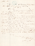 Letter from Smith & Co. to Churchill, Browns & Manson Co., 6 August 1868
