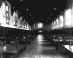 Second Floor Reading Room in University Library at the University of Florida.
