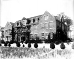 Exterior View of Floyd Hall in the 1920s on the campus of the University of Florida.