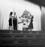 Florida Players rehearse Carousel