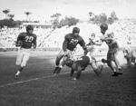 1950 Homecoming game against Auburn