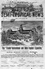 Florida semi-tropical news
