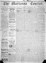 The Marianna courier