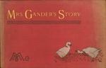 Mrs. Gander's story