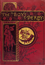 The boy's Percy
