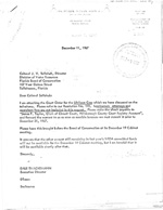 Letter re Court Order for the Ulriksen Case
