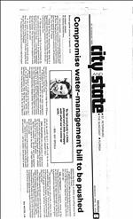 Newspaper article in St. Petersburg Times by Robert Hooke