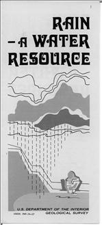 U. S. Department of the Interior, Geological Survey. Rain