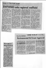 Three newspaper articles
