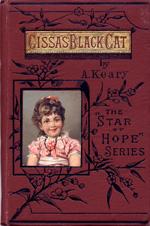 Cissa's black cat