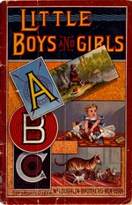Little boys and girls ABC