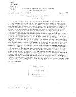 Canola cultivar trial, 1990-91