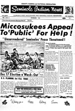 Seminole Indian news