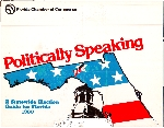 Politically speaking : a statewide election guide for Florida
