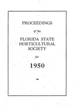 Proceedings of the ... annual meeting of the Florida State Horticultural Society