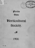 Proceedings of the ... annual meeting of the Florida State Horticultural Society.