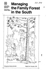 Managing the family forest in the South