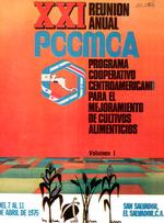 Programa Cooperativo Centroamericano para el Mejoramiento de Cultivos Alimenticios  [proceeding]