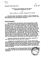 Field crop, forage sugarcane and weed control experiments and suggestions for 1961