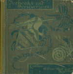 Pothooks & perseverance, or, The A.B.C-serpent