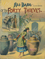 Ali Baba, or, The forty thieves