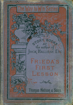 Frieda's first lesson