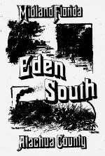 The Eden of the South