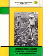 Generando tecnología para agricultores tradicionales
