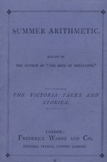 Summer arithmetic