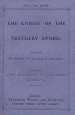 The Knight of the feathery sword