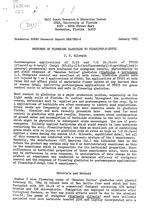 Response of flowering gladiolus to fluazifop-p-butyl