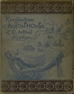 Recollections of Auton house