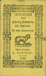 Hymns for children in prose