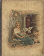 Cinderella and the little glass slipper