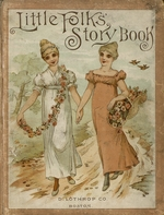 Little folks' story book