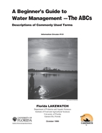 Beginner's guide to water management: the abc's