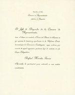 Diario de sesiones de la Convencion constituyente