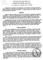 Gladiolus bulb production (second part)